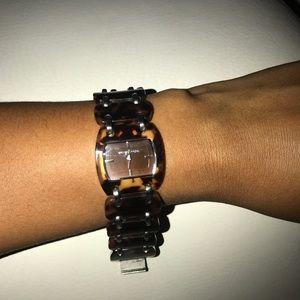 Micheal Kors Tortoise Bracelet Watch